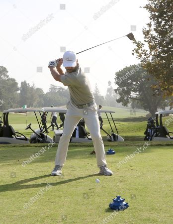 Editorial picture of 19th Annual Emmys Golf Classic, Los Angeles, USA - 29 Oct 2018