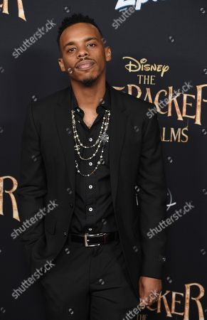 """Editorial picture of LA Premiere of """"The Nutcracker and the Four Realms"""", Los Angeles, USA - 29 Oct 2018"""