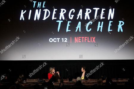 Ashleigh Banfield (moderator), Maggie Gyllenhaal