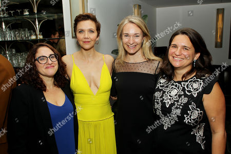 Editorial picture of New York Special Screening of Netflix Original Film 'The Kindergarten Teacher', USA - 29 Oct 2018