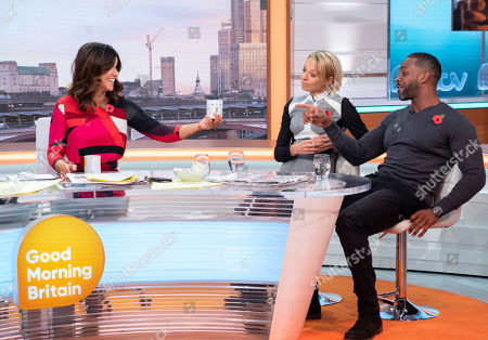 Editorial picture of 'Good Morning Britain' TV show, London, UK - 30 Oct 2018