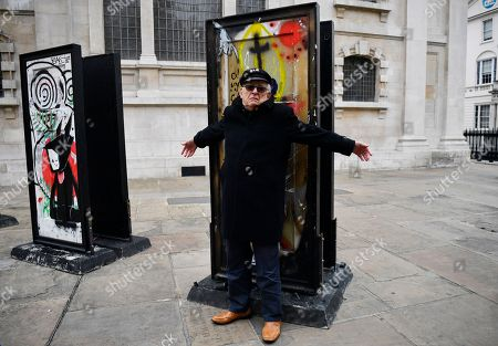 Editorial picture of Ralph Steadman A Year Outdoors, London, United Kingdom - 30 Oct 2018