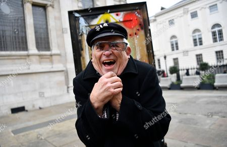 Editorial photo of Ralph Steadman A Year Outdoors, London, United Kingdom - 30 Oct 2018