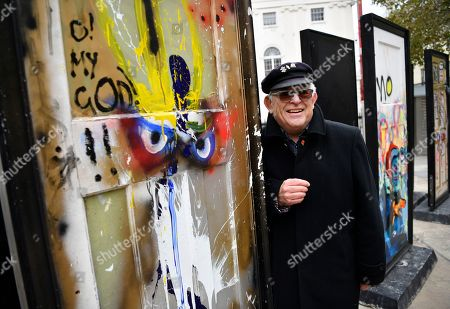 Editorial image of Ralph Steadman A Year Outdoors, London, United Kingdom - 30 Oct 2018