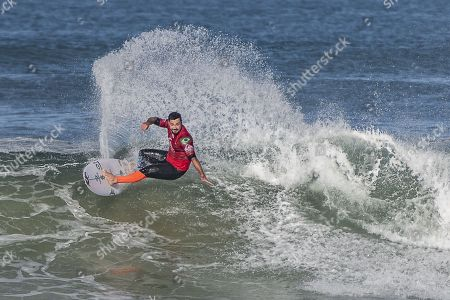 Editorial photo of World Surf League Quiksilver Pro, Hossegor, France - 10 Oct 2018