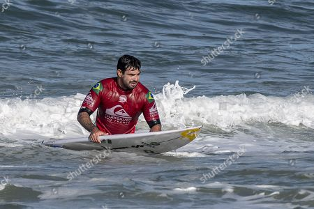 Editorial image of World Surf League Quiksilver Pro, Hossegor, France - 10 Oct 2018