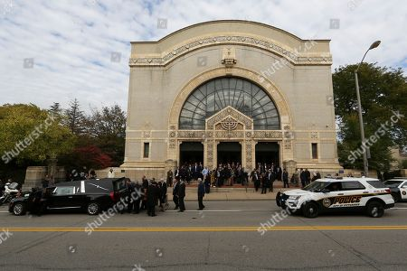 Editorial photo of Shooting Synagogue, Pittsburgh, USA - 30 Oct 2018