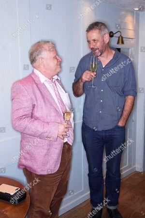 Stock Image of Richard Vines and Bob Granleese