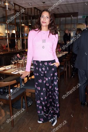 Editorial picture of The 10 Years of JKS Restaurants Dinner at Trishna, London, UK - 30 Oct 2018