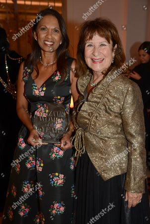 Gina Miller and Helena Kennedy, Baroness Kennedy of The Shaws