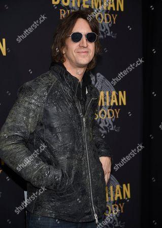 "Joseph Arthur attends the premiere of ""Bohemian Rhapsody"" at The Paris Theatre, in New York"