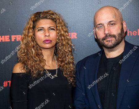 Brenda Gilbert and Aaron Gilbert