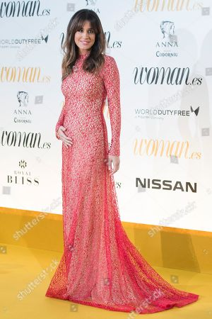 Editorial picture of Woman Awards, Casino de Madrid, Spain - 30 Oct 2018