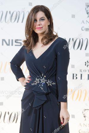 Editorial photo of Woman Awards, Casino de Madrid, Spain - 30 Oct 2018