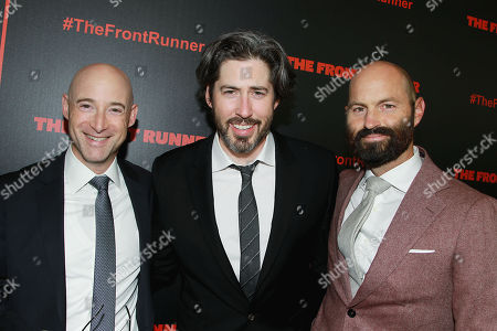 Editorial picture of The New York Red Carpet Premiere of Columbia Pictures' 'THE FRONT RUNNER', USA - 30 Oct 2018