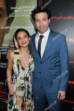 Molly Ephraim and Alex Karpovsky Â