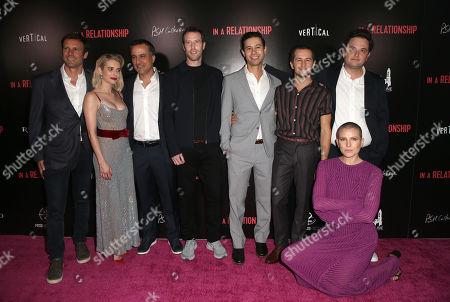 Sam Boyd, Emma Roberts, Dree Hemingway, Michael Angarano, Andres Icaza, Sergio Cortez, Jorge Garcia