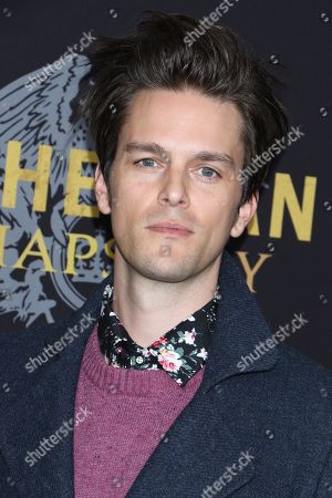 Editorial picture of 'Bohemian Rhapsody' film premiere, New York, USA - 30 Oct 2018