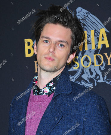 Stock Picture of Dallon Weekes
