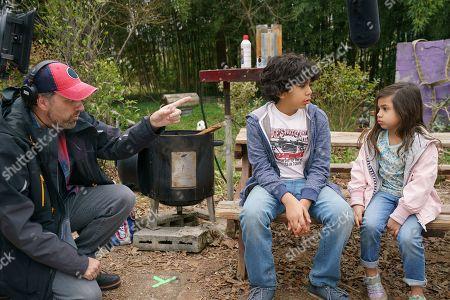 Sean Anders Director, Gustavo Quiroz as Juan, Julianna Gamiz as Lita