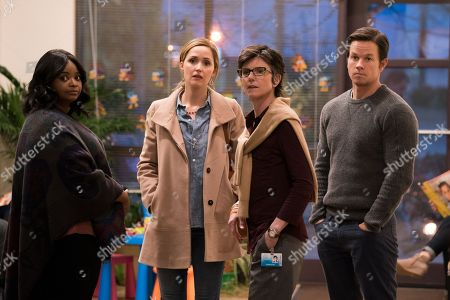 Octavia Spencer, Rose Byrne as Ellie, Tig Notaro, Mark Wahlberg as Pete