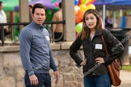 Mark Wahlberg as Pete, Rose Byrne as Ellie