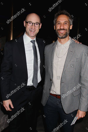 """Editorial picture of The New York Red Carpet Premiere of Columbia Pictures """"THE FRONT RUNNER"""" After party, USA - 31 Oct 2018"""