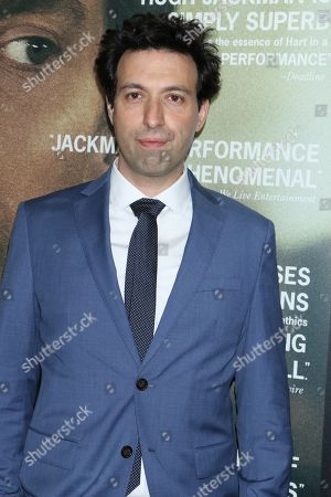 Editorial picture of 'The Front Runner' film premiere, Arrivals, New York, USA - 30 Oct 2018