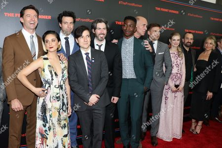 Editorial photo of 'The Front Runner' film premiere, Arrivals, New York, USA - 30 Oct 2018