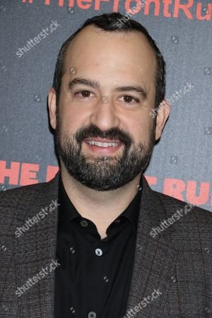 Editorial image of 'The Front Runner' film premiere, Arrivals, New York, USA - 30 Oct 2018