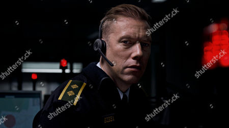 Stock Photo of Jakob Cedergren as Asger Holm