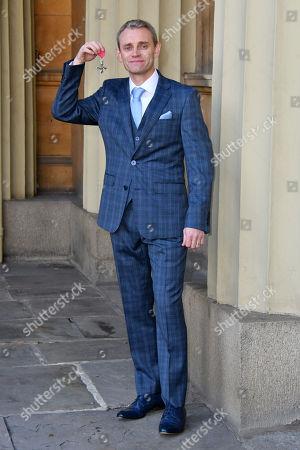 David Banner, OBE