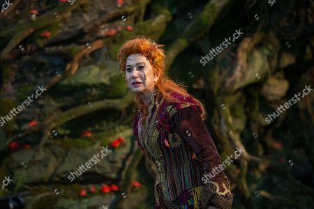 Helen Mirren as Mother Ginger