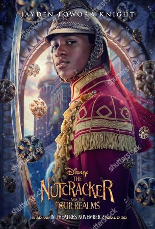 The Nutcracker and the Four Realms (2018) Poster Art. Jaden Fowara-Knight as Phillip