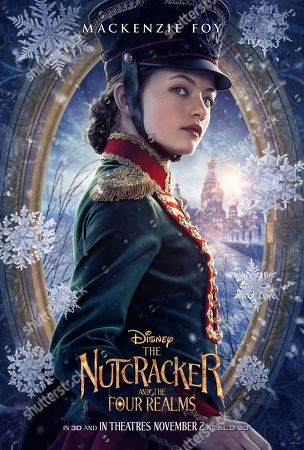 Editorial image of 'The Nutcracker and the Four Realms' Film - 2018