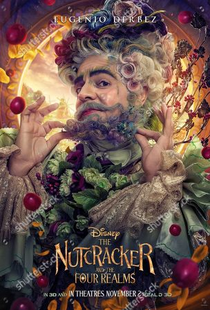 Editorial picture of 'The Nutcracker and the Four Realms' Film - 2018