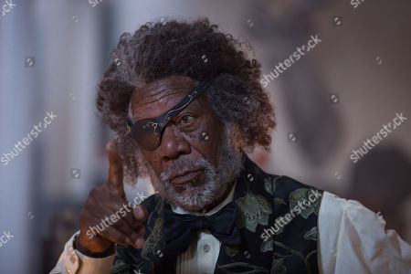 Morgan Freeman as Drosselmeyer