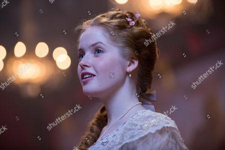 Ellie Bamber as Louise