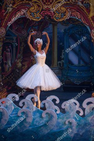 Misty Copeland as Ballerina Princess
