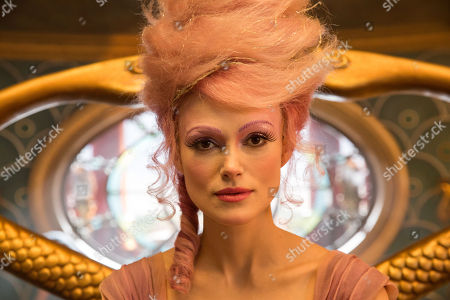 Keira Knightley as Sugar Plum