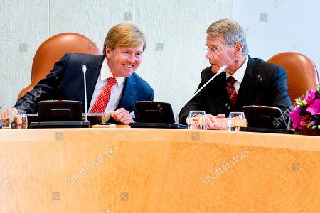 King Willem-Alexander, Piet Hein Donner