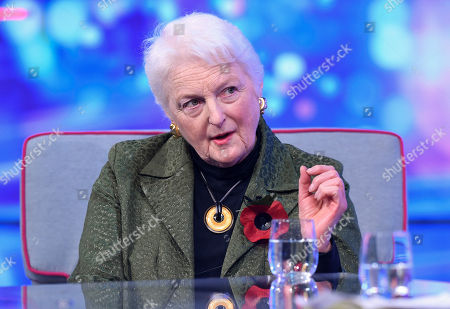 Stock Picture of Baroness Julia Neuberger