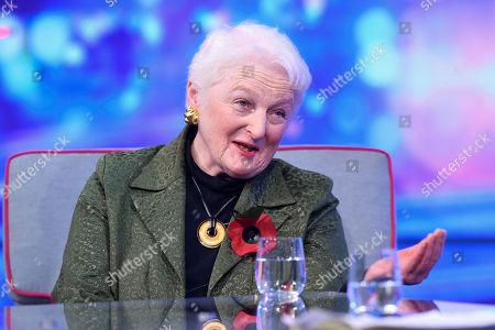Stock Image of Baroness Julia Neuberger