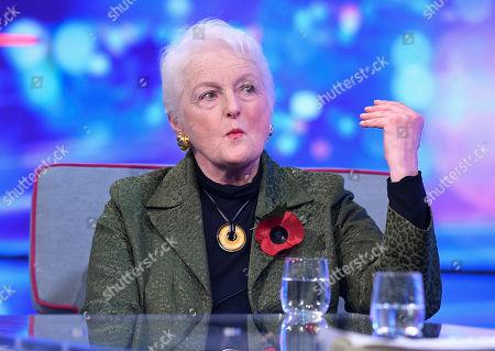 Editorial photo of 'Peston' TV Show, Series 1, Episode 6, London, UK - 31 Oct 2018
