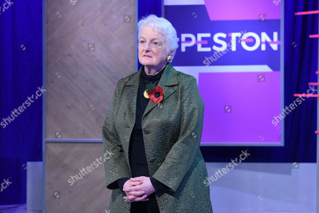 Editorial image of 'Peston' TV Show, Series 1, Episode 6, London, UK - 31 Oct 2018