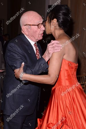 Rupert Murdoch, Harris Faulkner