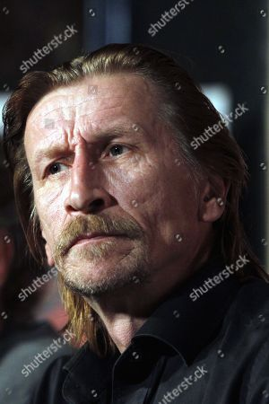 Stock Image of Ilkka Koivula participates in the presentation of the feature film 'Bayoneta', in Mexico City, Mexico, 31 October 2018. This film, directed by the filmmaker Kyzza Terrazas and starring Luis Gerardo Mendez, portrays the life of a boxer originally from Tijuana (Mexico), who emigrates to Finland after a tragic event.
