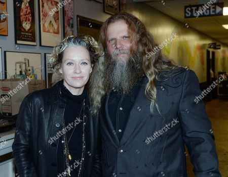 Singer/Songwriters Shelby Lynne and Jamey Johnson