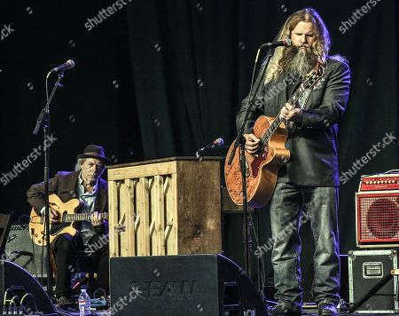 Singer/Songwriters Buddy Miller and Jamey Johnson