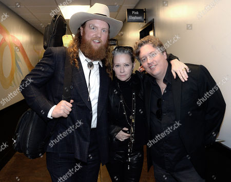 Stock Photo of Brothers Osborne's John Osborne, Shelby Lynne and Shawn Camp